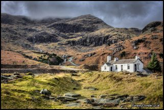 Old Coniston Coppermines