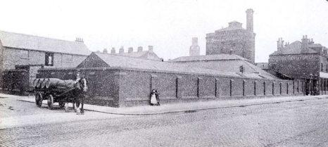 Heaths Devonshire Brewery 1901
