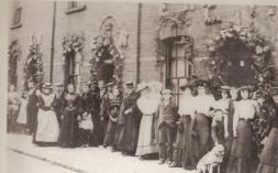 Hindpool celebration of the coronation of Edward VII, 1902
