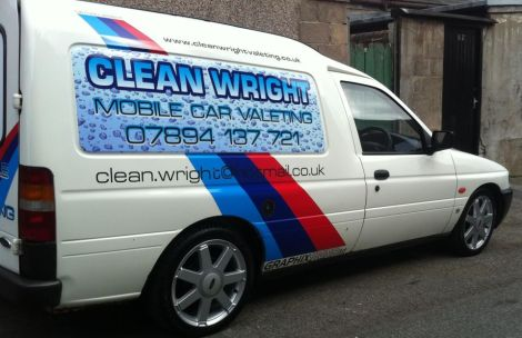 The only name to remember for valeting and detailing in the North West